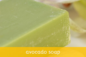 Avocado Soap Recipe