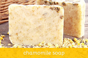 Chamomile Soap Recipe
