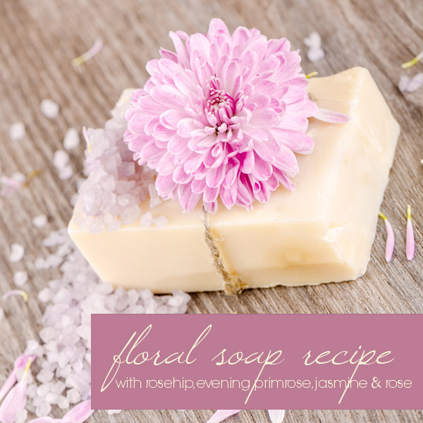 Floral Soap Recipe