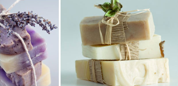 Why make homemade soaps?