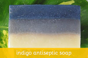 Indigo Antiseptic Soap