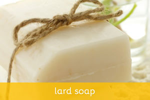 Soap Recipes Using Lard