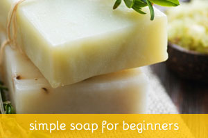 Soap Recipe for Beginners