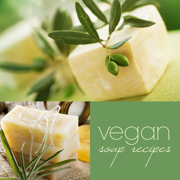 Vegan soap recipes: how to make vegan soaps
